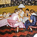 Party in the Den, USA, c1955 by gbfernie5