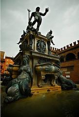 Fontana di Nettuno, Bologna, di Giacomo Barbaro [WLM 2012, 10° classificato]