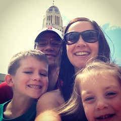Next stop...The Capital Building! #familyfunday #firsttime #explore #excitement