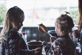 Cozinha da Helena e da Martina