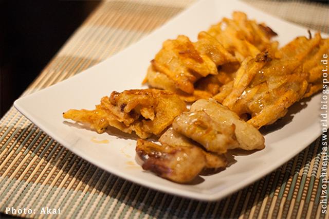 [In fremden Küchen] Vietnam, gebackene Banane