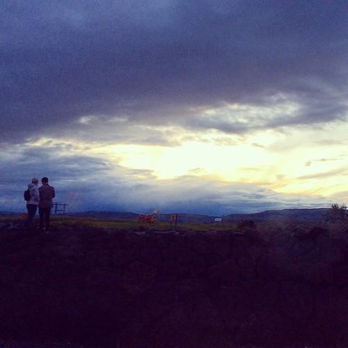 trip travel sunset sky cloud sun beautiful island iceland tour tourist now 2014 skyporn bestoficeland uploaded:by=flickstagram instagram:photo=777716708561139541162828 instagram:venuename=hotellaki instagram:venue=218325306