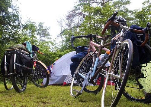 140831 RIDEALIVE Camp & Ride in Mikawa@三河高原キャンプ村