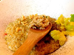 Crab Risotto  from Concetto By Saveur