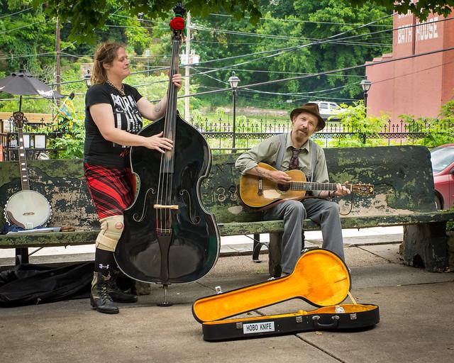 Troubadours of Basin Spring Park