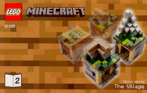 Minecraft village review