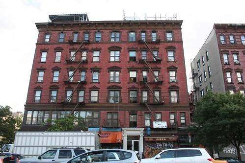 Tenement building