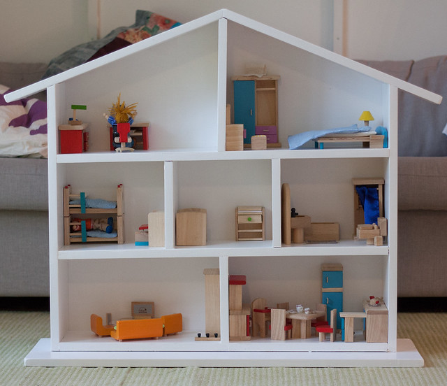New dollhouse