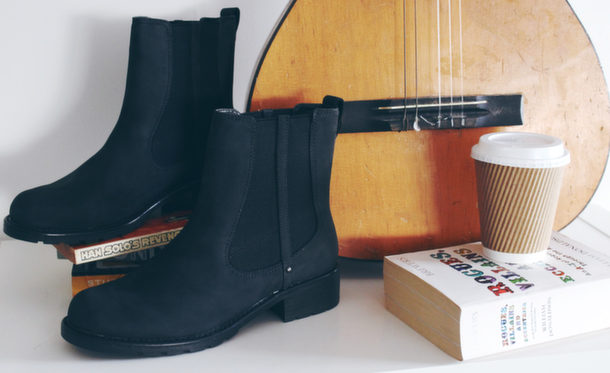 The Back-To-School Boots