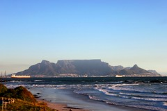 View of Table Mountain - Cape Town