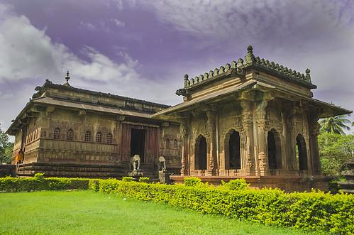 Ikkeri Agoreshwara Temple
