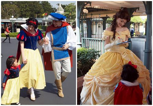 Disney Characters Six