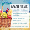 Instagram version of Beach Picnic graphic