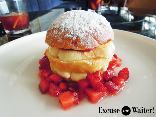Cafe Del Mar Sydney Excuse Me Waiter A Food Blog