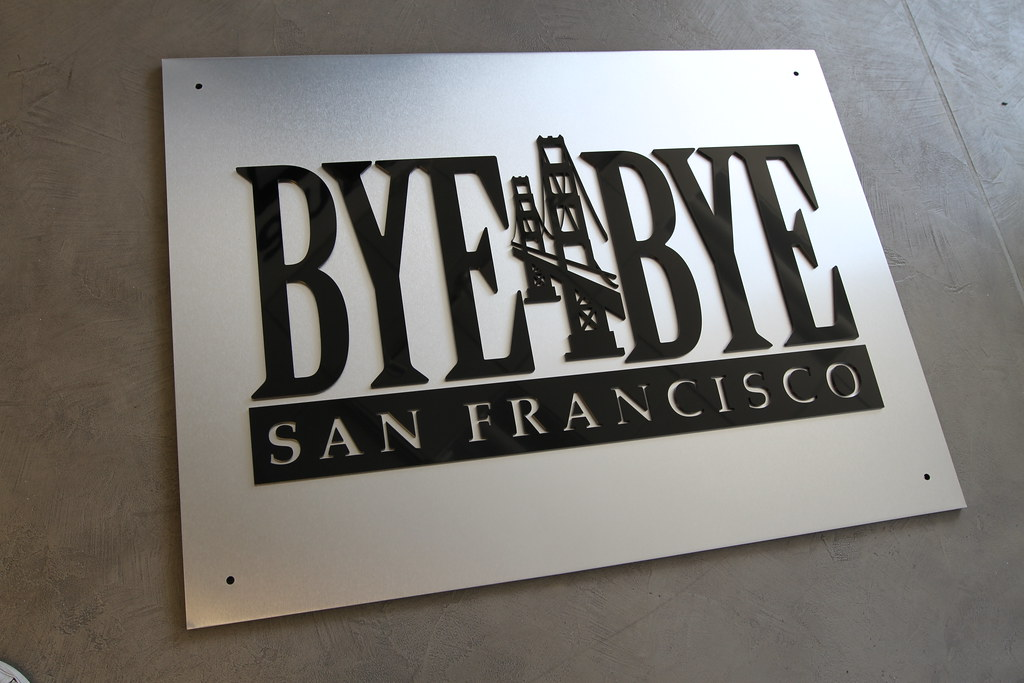 Lettering On Metal Metal Laminate Logos  Acrylic With Metal Face  Impact Signs