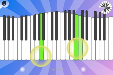 ノーマル鍵盤