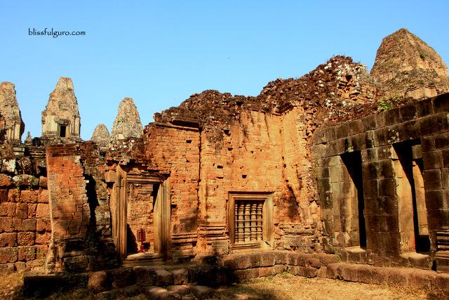Siem Reap Cambodia Pre Rup Temple