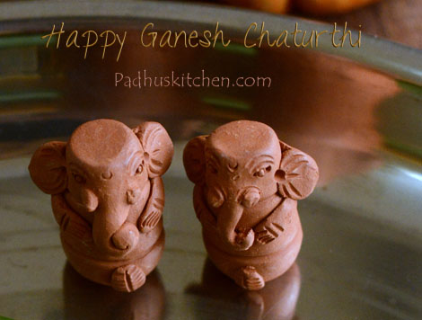 Ganesh Chaturthi dishes