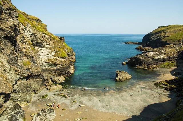 Tintagel Beach