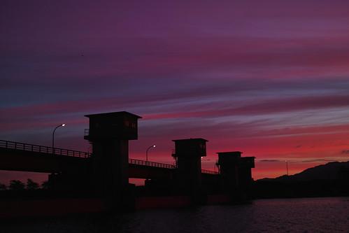 autumn japan sunrise dawn cloudy earlymorning sigma niigata predawn foveon quattro 2014 dp2 x3f