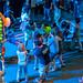 Festival goers enjoying the music of Too Many Zooz at the Opening Fest Celebration. Photo by Dylan Singleton.
