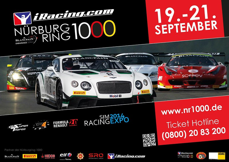 SimRacing Expo 2014