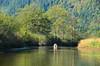 Pitt Lakes - Tidal Lake