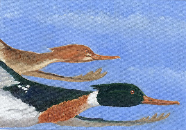 2014 Federal Duck Stamp Art Contest Entry 118