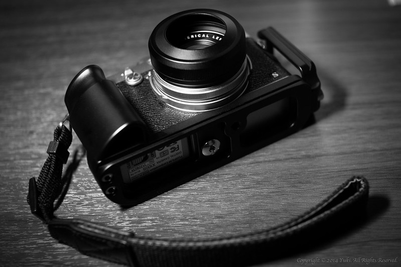 L-Plate & Grip Set with X100S 2