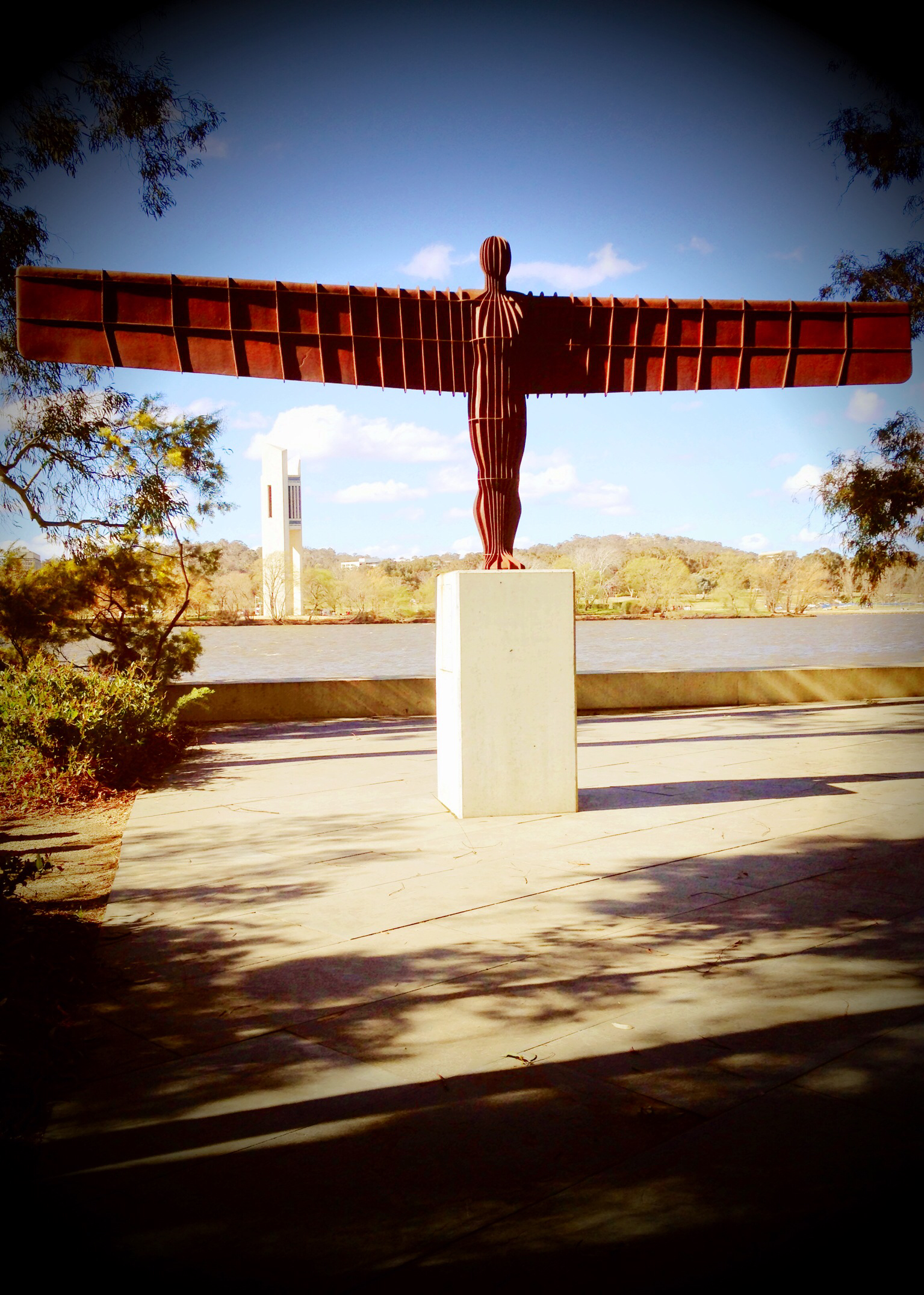 Angel of the North (Life Size Maquette)