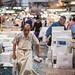 Tsukiji fish market (i)