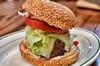 Mmm... cheeseburger, special sauce