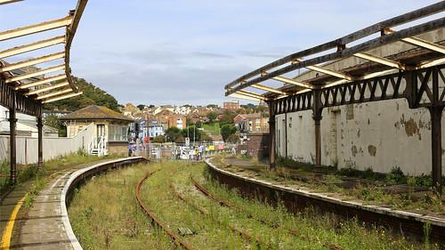 Folkestone Harbour Station