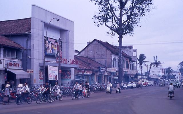 Saigon 1968 - Rạp Casino Dakao