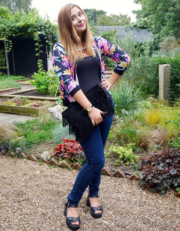 Fashion Blogger Outfit Post Wearall