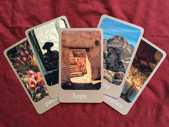 Desert Wisdom Cards Set III