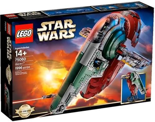 LEGO Star Wars 75060 Box