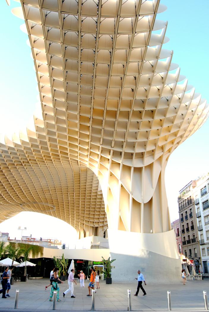 Metropol Parasol, Sevilla (1)