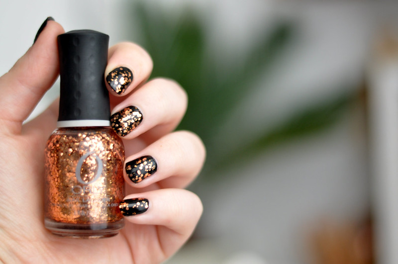 notd orly watch it glitter nail polish rottenotter rotten otter blog
