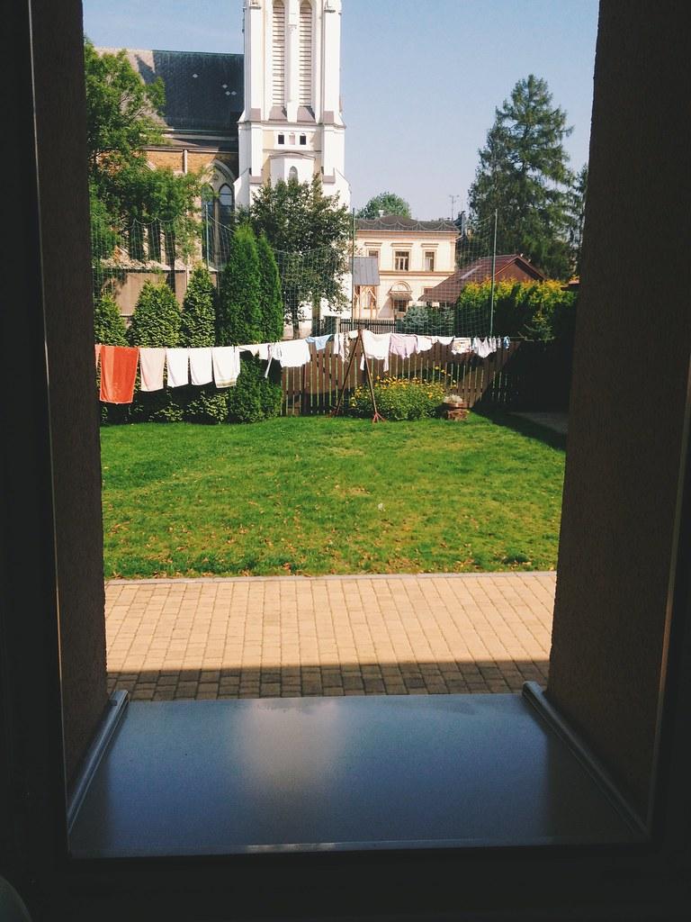 Window Sills and Chicken Talk (9/4/14)