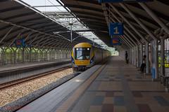 Commuter Train to Kuala Lumpur