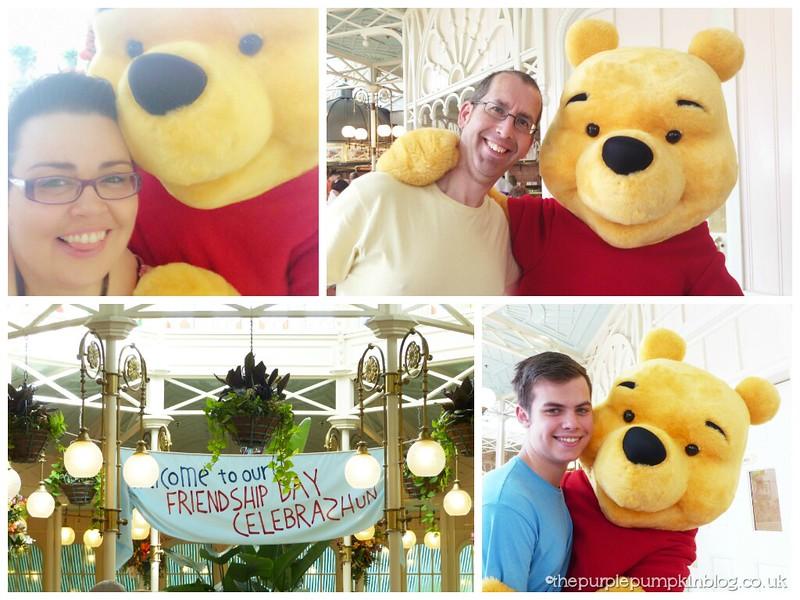 08 Meeting Winnie The Pooh