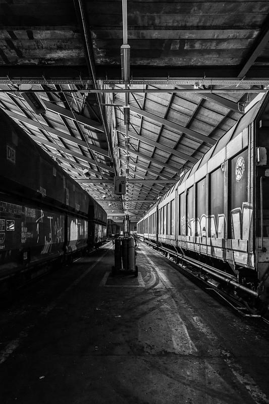Bahnausbesserungswerk Mannheim