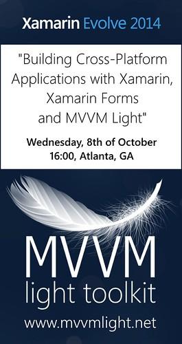 MVVMLight_Evolve2014