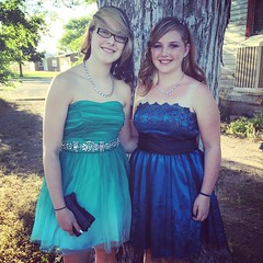 Jade and Codie - Homecoming 2014