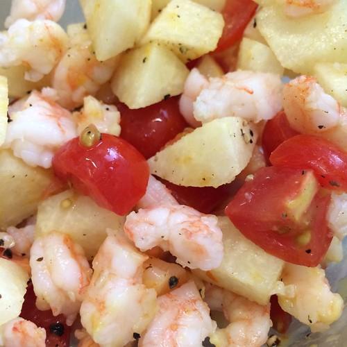 Shrimp Jicama Salad