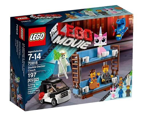 The LEGO Movie 70818 Box