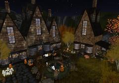 Roawenwood Halloween Village | Overview