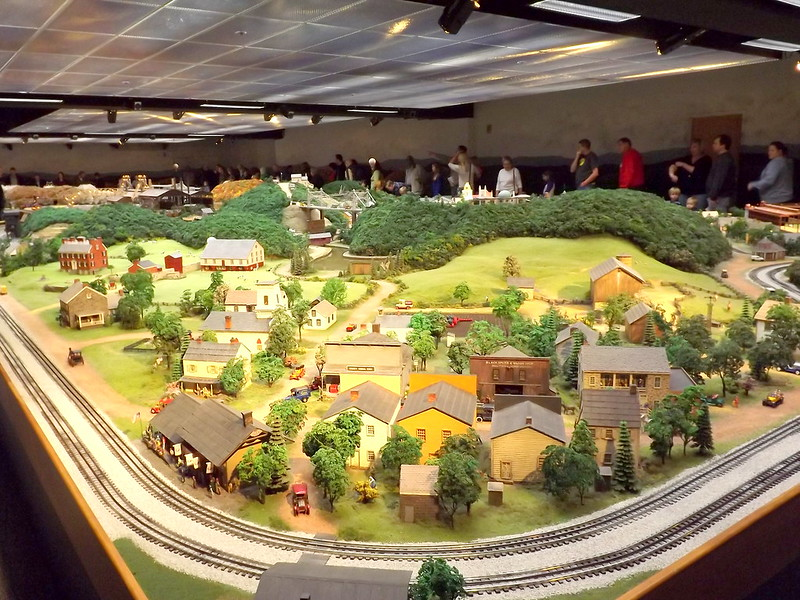 Miniature Railroad