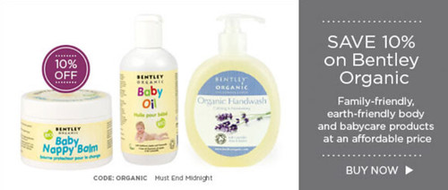love lula bentley organic, organic beauty week discounts part II